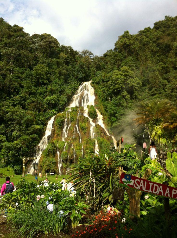 Termales Santa Rosa De Cabal  Colombia