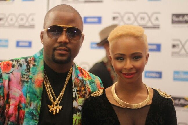 Red Carpet: Casper Nyovest & Boity Thulo