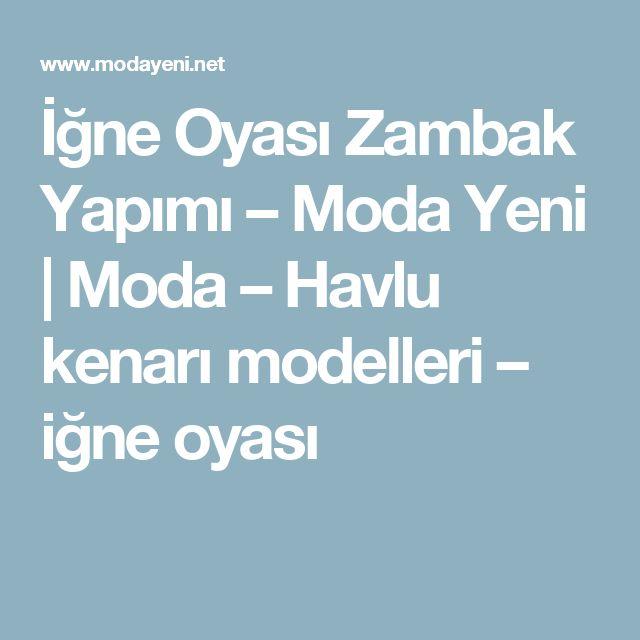 İğne Oyası Zambak Yapımı – Moda Yeni | Moda – Havlu kenarı modelleri – iğne oyası