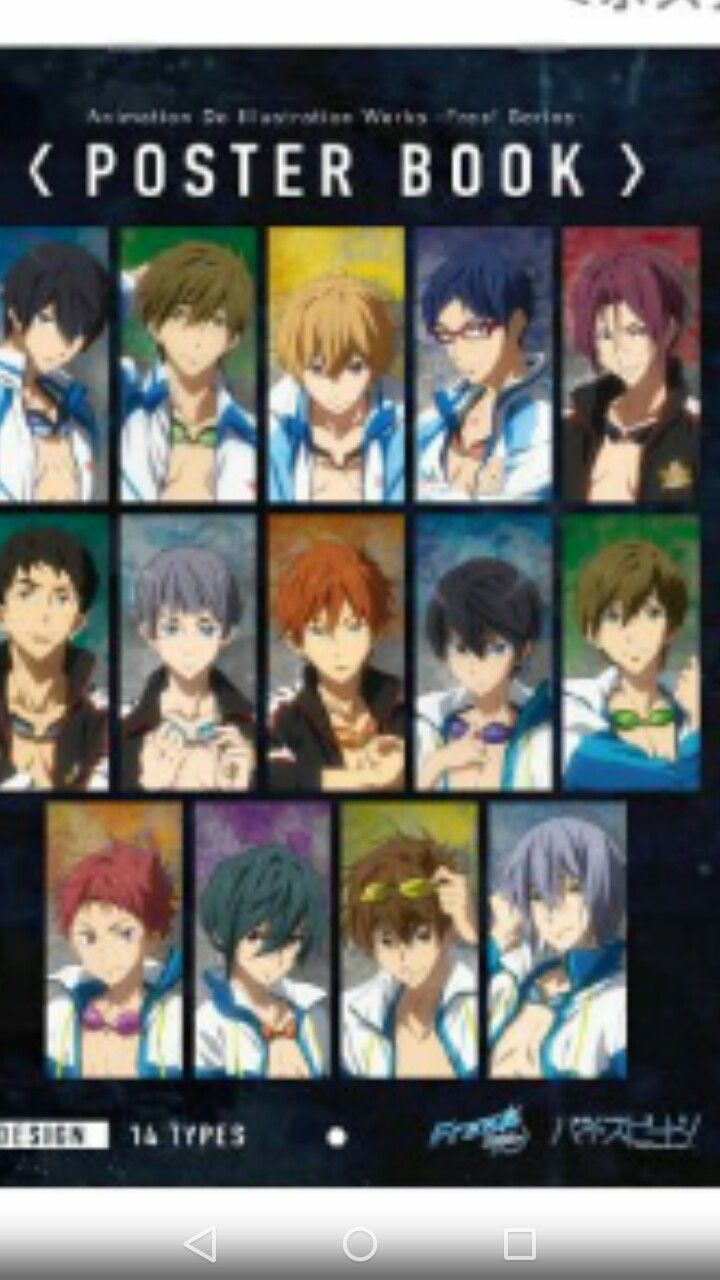 Who Tf Are These New Characters For Season 3 I Need To Know Free Eternal Summer Iwatobi Swim Club Swim Club