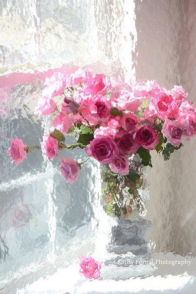 Impressionistische Rosen, Pfingstrosen/Ranunculus Blumendruck von Kathy Fornal (Rahmen nicht enthalten)  Titel: Verträumte impressionistische Pfingstrosen Rosen Blumen-Print  Größen: 5 x 7 8 x 10 8 x 12 11 x 14 10x15 12 x 18 16x20 16 x 24 20x30 {Wählen Sie print Größe aus dem Menü auf der rechten Seite} Einige Bildformate werden leicht beschnitten werden, d.h. 8 x 10 11 x 14 16x20  Leinwand Drucke auf Anfrage individuell auflisten.  DETAILS * Unmatted und ungerahmte drucken * Archivierun...