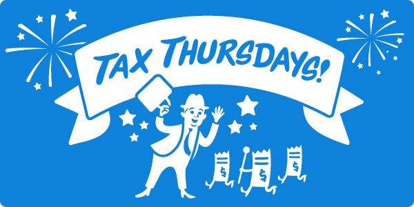 Does tax season make you jittery? Don't sweat it - we're bringing back #TaxThursdays in the New Year to help ease the pain. In the meantime, take a peek at the top 9 Tax Thursdays posts of 2012. #smallbiz