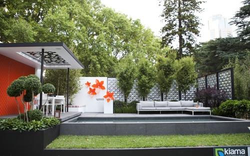 Melbourne international flower and garden show 2013 for Cycas landscape design