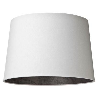 This Drum Shade Is A GREAT Option For Covering Our Ceiling Fan Lightbulbs Lamp ShadesDrum