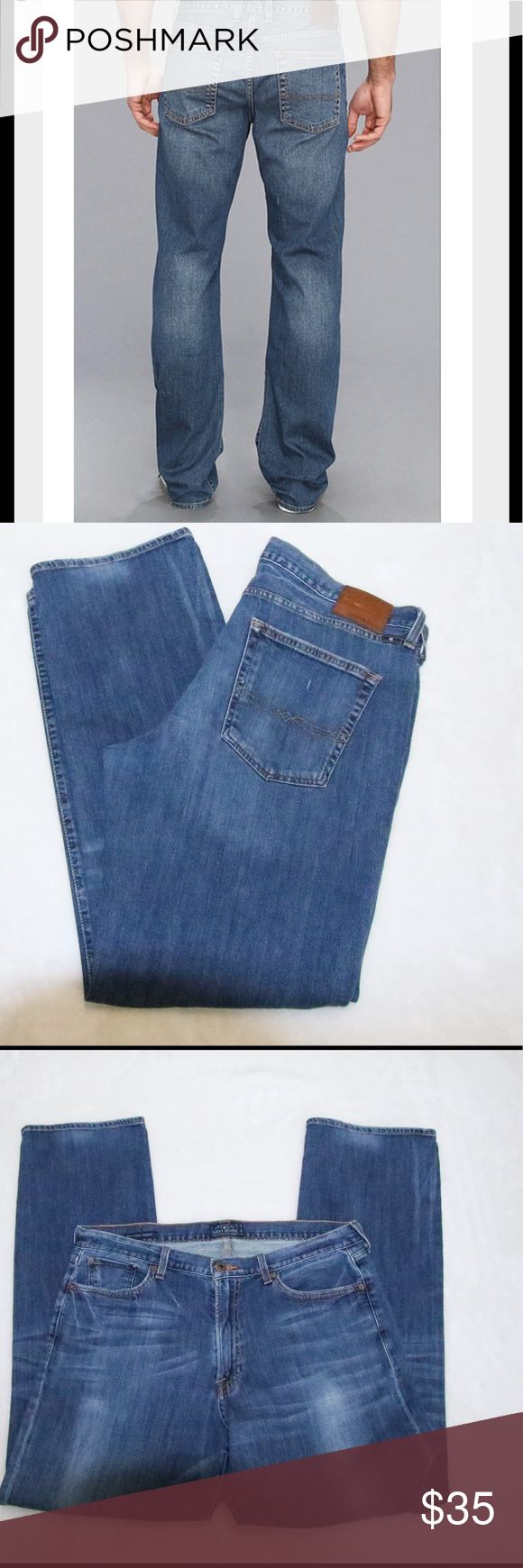 Lucky Jeans Men's 361 vintage straight  36 x 32 Lucky Jeans Men's 361 vintage straight  35 x 32. Previously worn Lucky Brand Jeans Straight