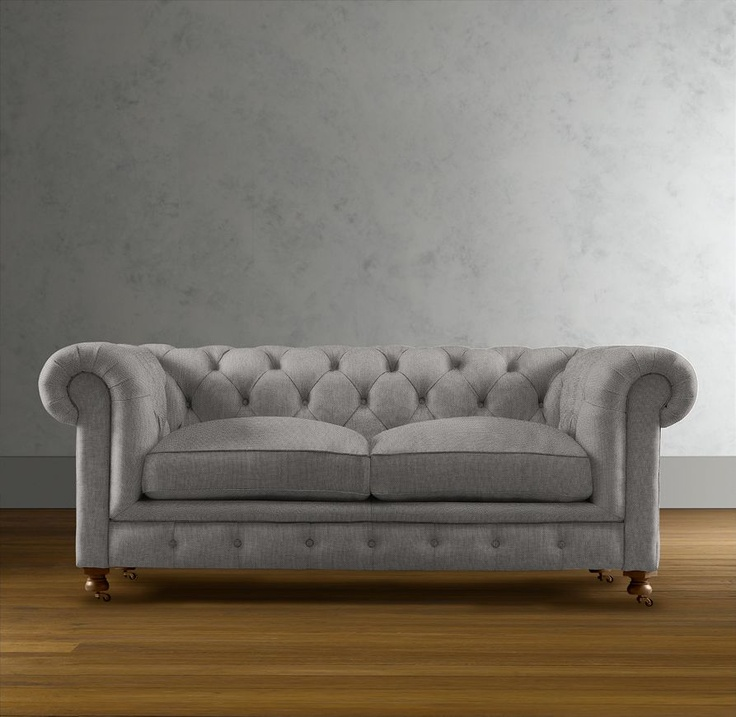 Gray Leather Sofa Restoration Hardware: 30 Best Gray Images On Pinterest