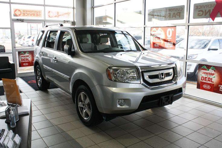 2010 Honda Pilot EX 4WD $16995 Stock: 7D007A