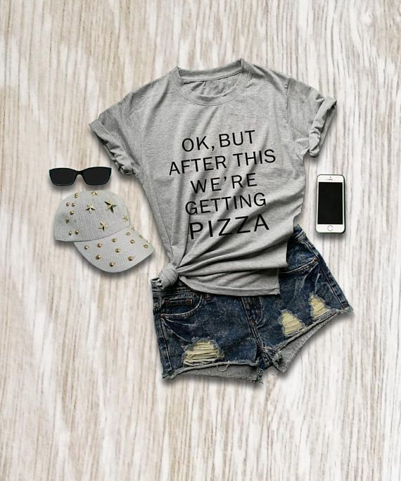 Pizza shirt funny tshirts tumblr graphic tee for women bride shirts gifts #pizza shirt #pizza hut #pizza slut #pizza lover #funny #gray shirt #heather grey #women #mens #ladies #girls #teen #college student #school #party #tops #hippie #punk #funky #fresh top #cool #cute #cute tee #boho #look #love #inspo #OOTD #RAD #lookbook #instagram #instafashion #shopgracieusa #topshop #cyber Monday #black friday