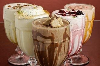 Shake Kiwi; McShake; BK Shakes...