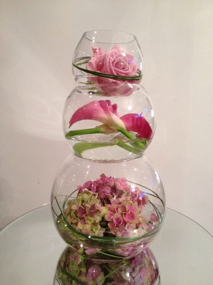 Ideal as a Centerpiece for Weddings or Home Décor Just right for home decor, centerpieces, weddings, and crafting. Fill with fresh flowers, silk flowers, potpourri, glass beads or decorative marbles to create an eye-catching display or for your favorite betta.