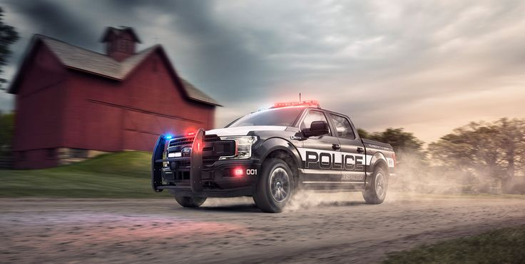 All-New Ford® F-150 Police Responder Police Truck   First Pursuit-Rated Pickup Truck   Ford.com