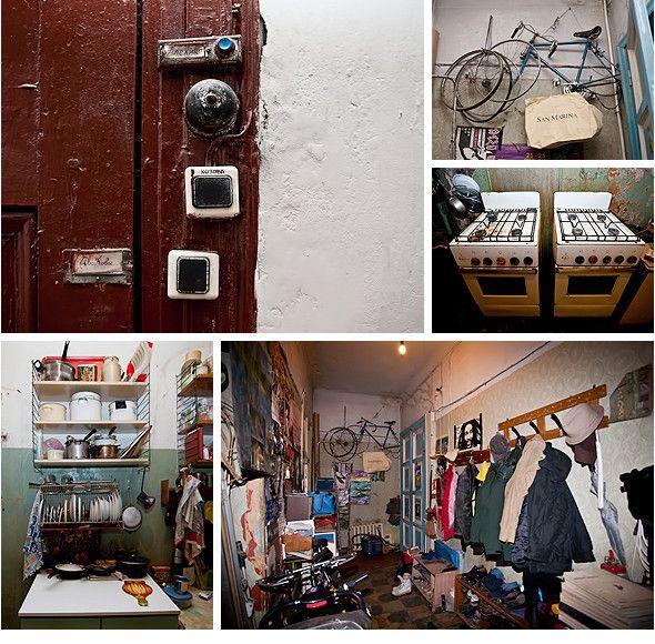 Изображение 73. Общественное пространство: петербургские коммунальные квартиры…