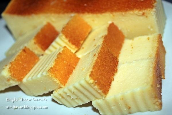 Bingka Cheese Sarawak