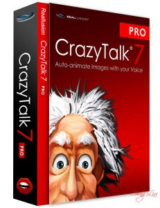 Reallusion CrazyTalk 7.11.1214.1 Pro 2D Animation with Bonus Full Version Cracked Free Download | ShakZone