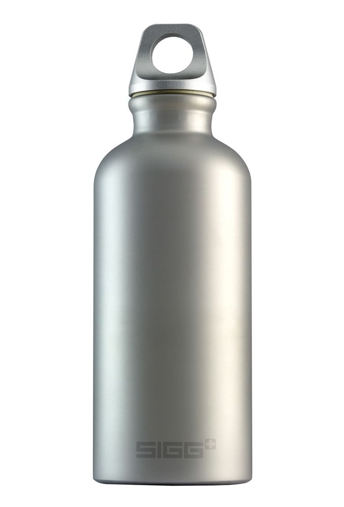 SIGG Bottle, aluminium, anodized