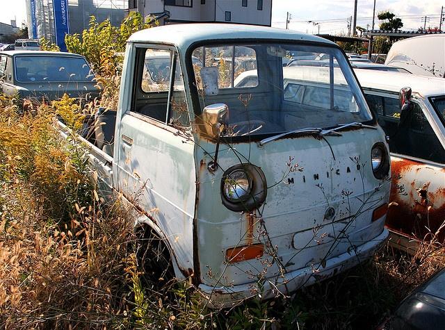 1000+ images about Vans - Mitsubishi Minicab on Pinterest ...