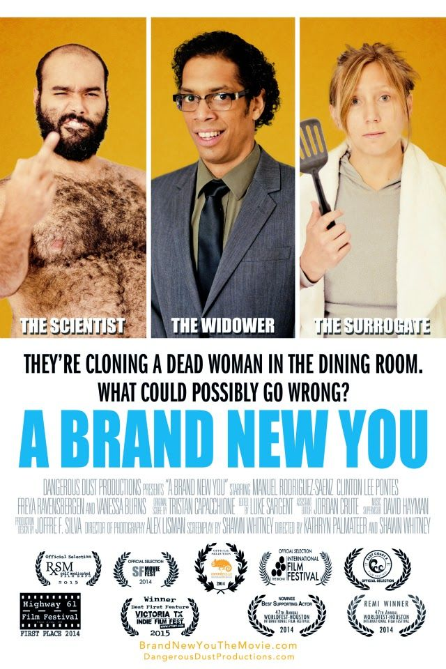 THE MOVIE WAFFLER: First Look Review - A Brand New You