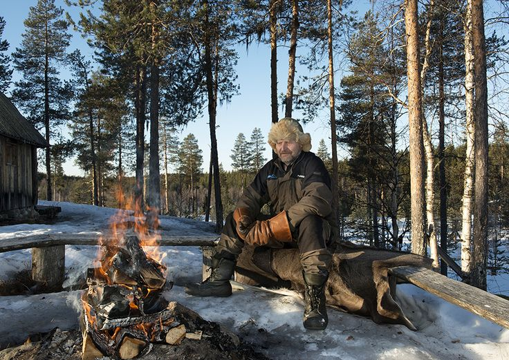 Gold of Lapland in beeld - Nomad & Villager