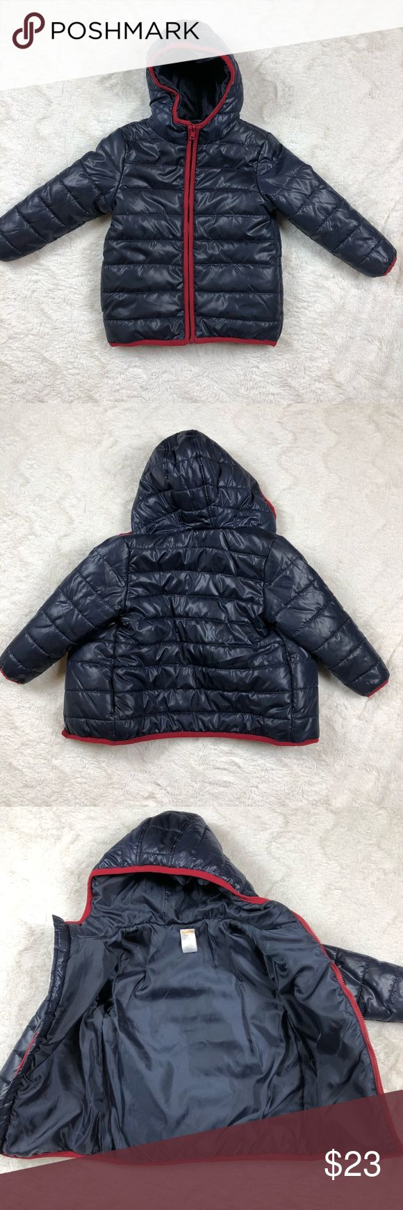 Gymboree Boys Winter Coat Jacket Condition: Very good. No stains, rips, or odors. Minimal signs of previously being worn. Please view listing pictures & additional questions are always welcomed. All items are honestly presented to the best of my knowledge, and are stored in a non-smoking environment. No returns Gymboree Jackets & Coats