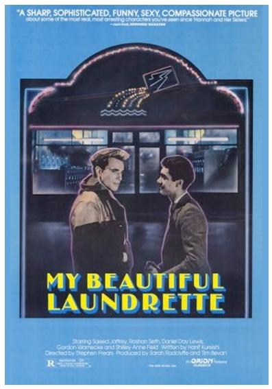 "QC187 - ""My Beautiful Laundrette"" / Stephen Frears 1985 / Drama / (Uk)"