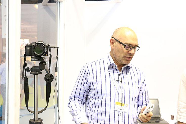 Bruno Fridlansky prépare un reportage sur La Team Digitale pour Consonaute - #ECP14