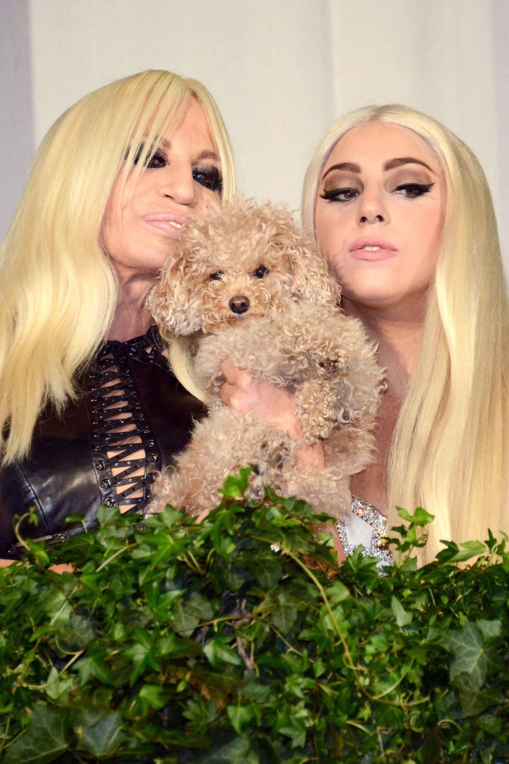 Donatella Versace: Giannni would have loved Lady Gaga
