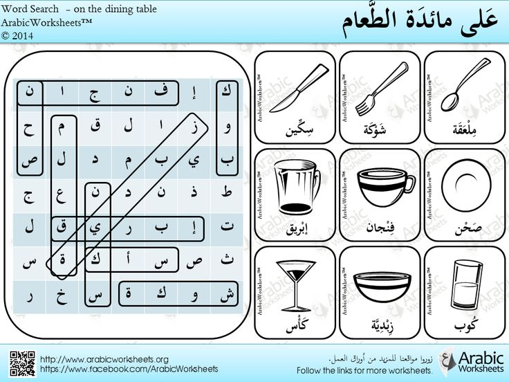 how to study arabic language