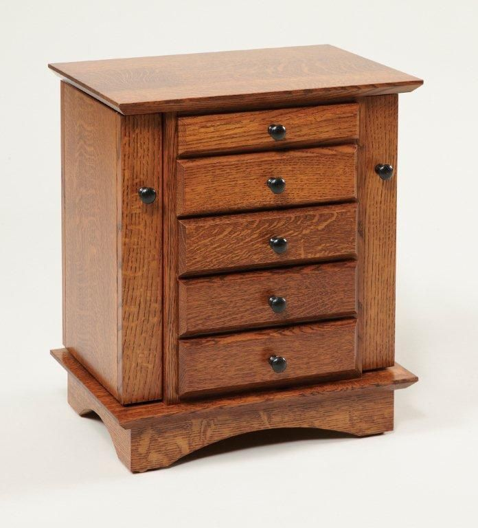 34 best Jewelry Boxes images on Pinterest Amish furniture Closets