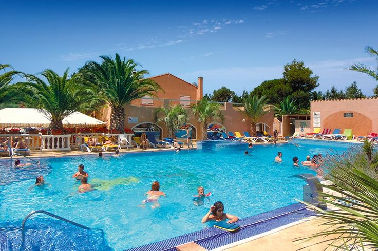 25 best ideas about camping languedoc roussillon on - Camping la croix du sud port barcares ...