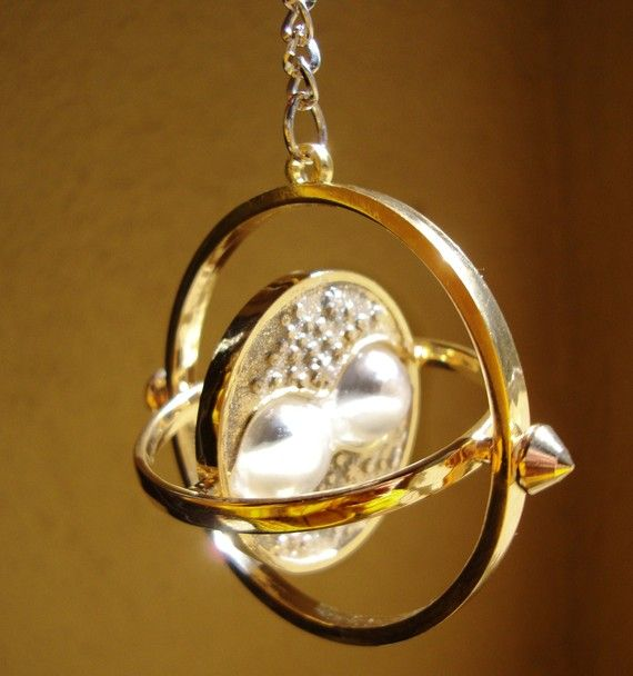 the time turner from Harry Potter