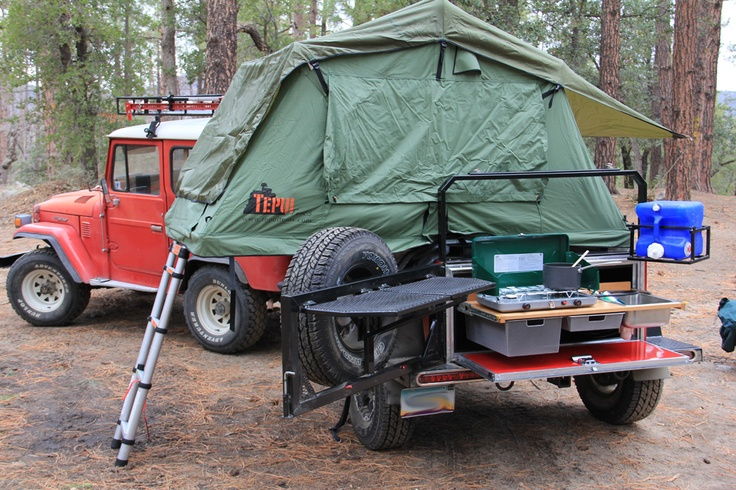 Cool Ive Thought About This Often So Have Rick Russek And Ron Bernaud, Owners Of Bivouac Camping Trailerss Owners, And This Is Readily Apparent When You Examine Their Products This Excitement About Adventure Offroad Trailers Is