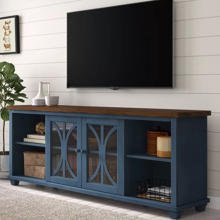 Rabinowitz TV Stand for TVs up to 78″