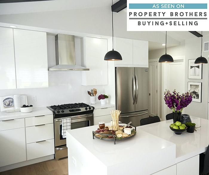 Image Result For High Gloss Kitchens Pros And Cons High Gloss Kitchen Cabinets Gloss Kitchen Cabinets White Gloss Kitchen