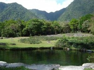 El Valle is nestled in a fertile extinct volcanic crater. www.thepanamaportal.com