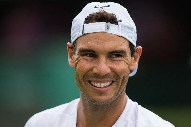 Nadal is up against Karen Khachanov in 3rd round Wimbledon