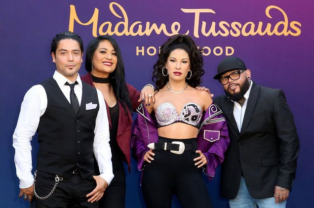 """Anything for Selena,"" a fan screamed when Suzette Quintanilla, sister of late-singer Selena, thanked the fans for their unconditional love and support. After all, they were the ones who created the petition asking for a Selena wax figure at Madame Tussauds Hollywood."