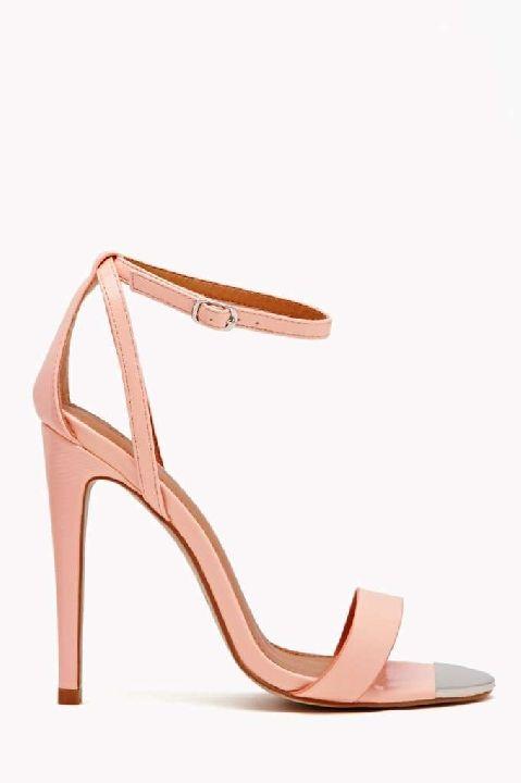 pretty sandals via Nasty Gal