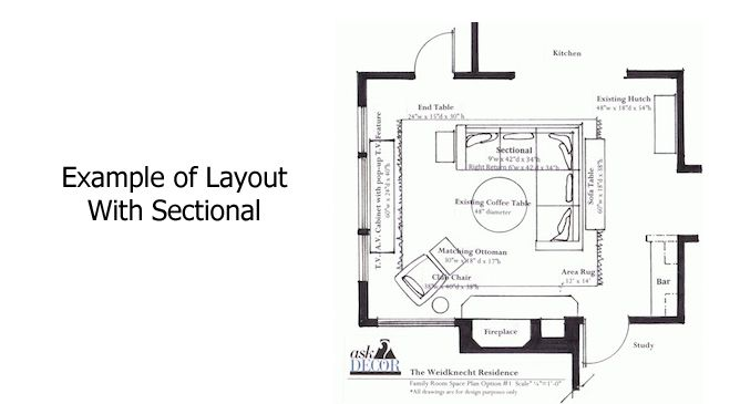 Furniture Drawings For Floor Plans Woodworking Projects