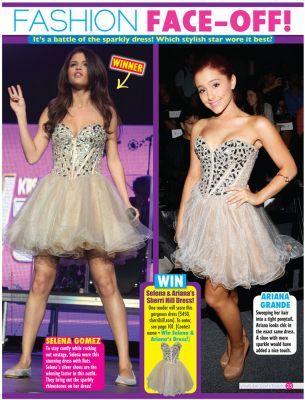 Prom dress magazine