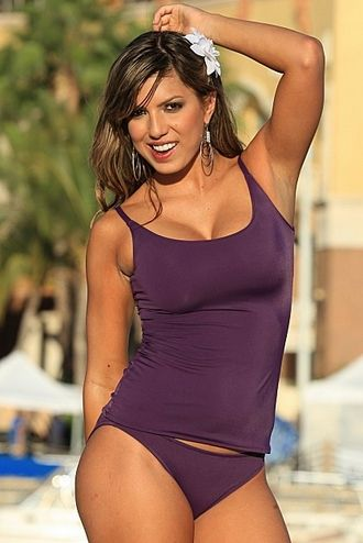 Beach House Tankini | Only $104.95 Fits up to size D-Cup. Shelf ...