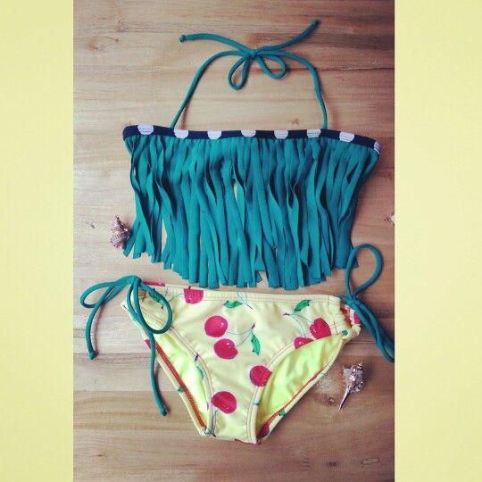 Vestidos de Baño para niñas... Kailuasw encuentranos en instagram