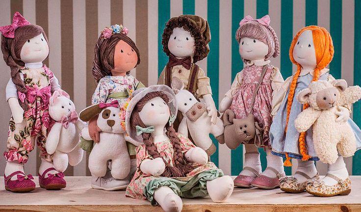Curso Online de Bonecas articuladas e suas mascotes. ✓ Aprenda com experts ✓ Certificado Reconhecido ✓ Experimente 7 dias grátis na eduK.