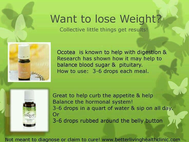 how to make massage oil for weight loss