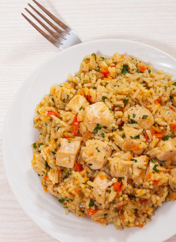 South Carolina Chicken Bog...a simple and rustic dish, a cross between a gumbo and a rice pilaf, that is everything American comfort food should be.