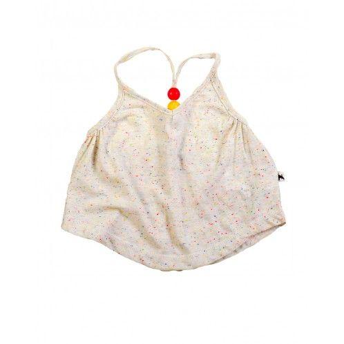 Shampoodle Melange Jersey Top