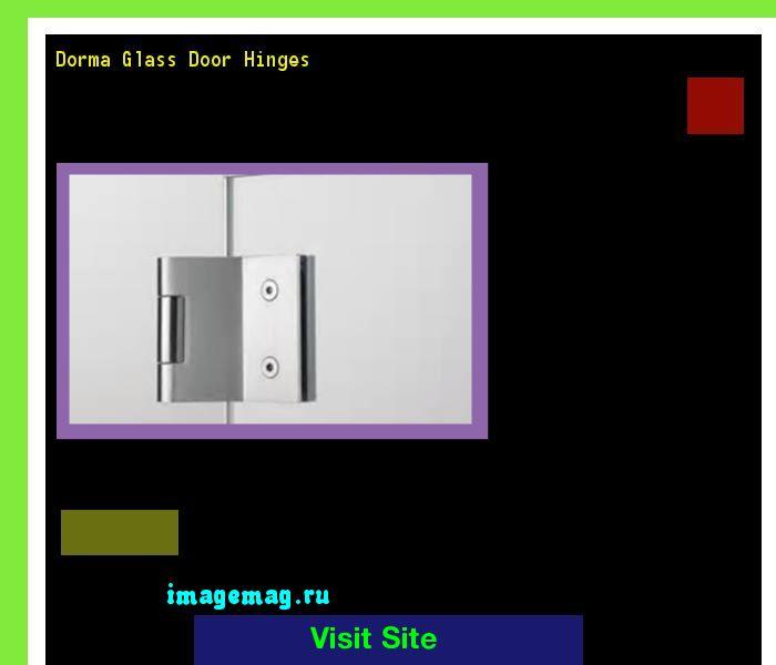 Dorma Glass Door Hinges 094652 - The Best Image Search