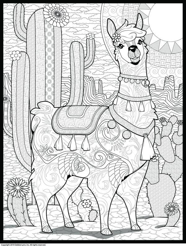 Super Huge 48 X 63 Coloring Poster Animal Coloring Pages Animal Coloring Books Coloring Pages