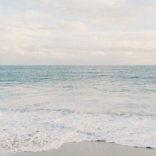 Light Blue Aesthetic Ocean