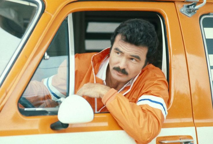 Burt Reynolds, The Cannonball Run (1981)