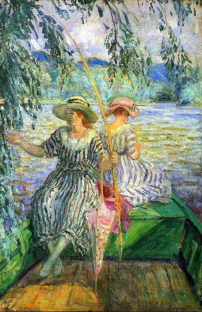La Partie de Pêche, Henri Lebasque